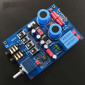 2016 new amp / headphone amplifier / PCB parts amp board
