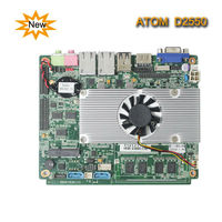 Shenzhen 12v motherboard for firewall mini-itx motherboard for 2 lan support win xp usb boot