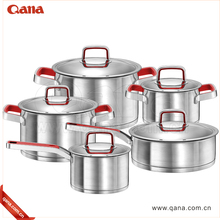 Germany craft Stainless Steel Cookware