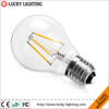 hot sale 120lm/w AC110V AC220V 2w 4w 6w 8w led bulb filament
