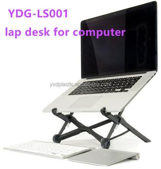 Siyah Laptop Standı Taşınabilir Diz 252 St 252 Masası Yatak