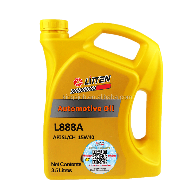 High quality Car engine oil 100% virgin oil lubricants with good price