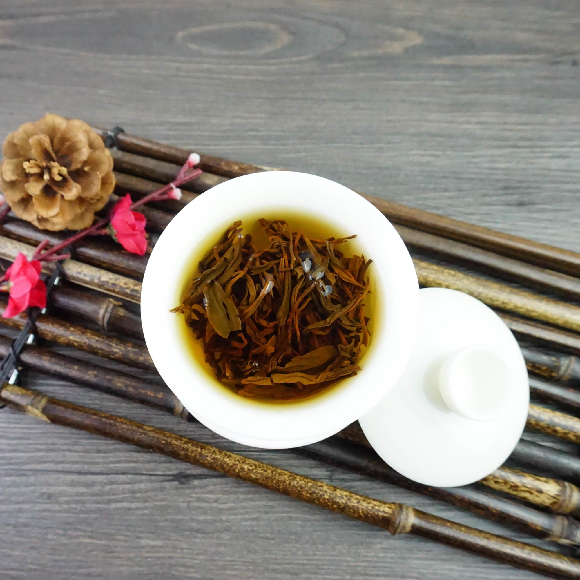 A-dragon black tea wholesale bulk black tea high mountain quality organic black tea - 4uTea | 4uTea.com