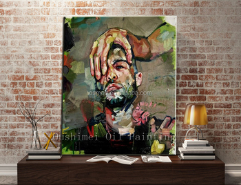 Fabrics African Man Face Painting Famous Painter Abstract Art Drawings Snazaroo Face Paint Oil Painting Art Image Buy Fabrics African Man Face