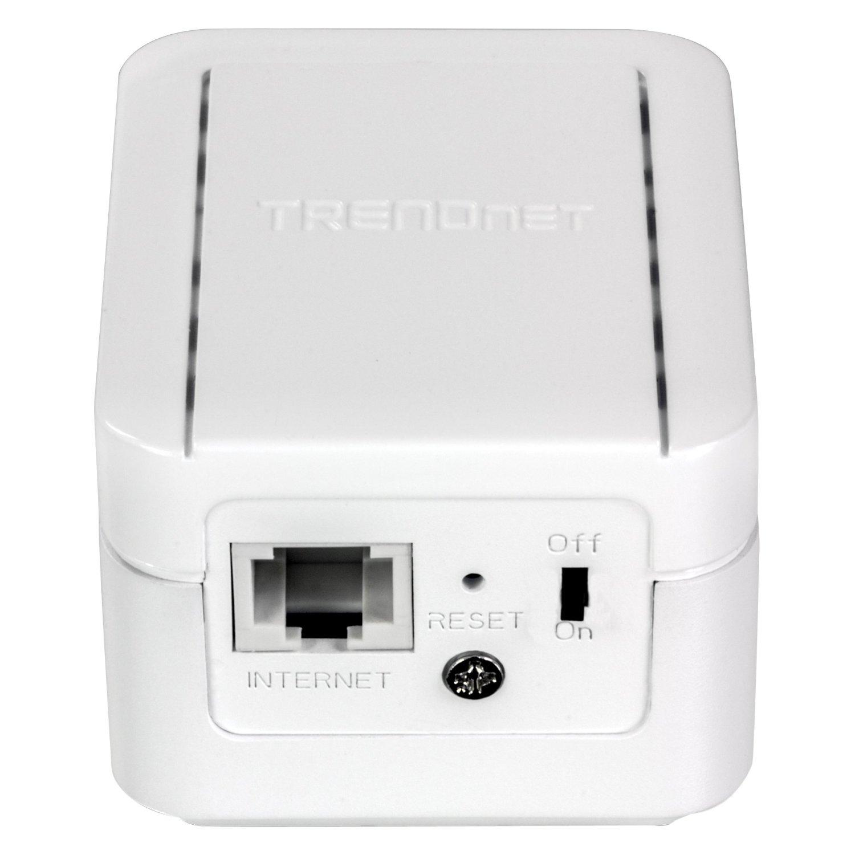 "Trendnet Tew 737Hre N300 High Power Easy-N-Range Extender - Wireless Network Extender - 10Mb Lan, 100Mb Lan - 802.11B/G/N - 2.4 Ghz ""Product Type: Networking/Wireless Access Points"""