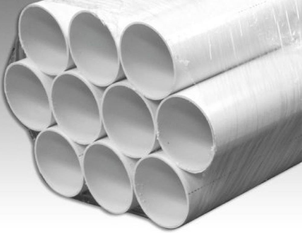 Household Supplies & Cleaning Central Vacuum Pipe (PVC Central Vacuum System Tube 2 inch) 8 Foot Pipe(10 Pack)