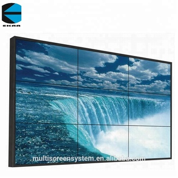 49inch Did Multi Screen Video Wall,49 Inch Did Splicing Lcd Video Wall With  4 9mm Very Narrow Bezel And Original Lg Did Panel S - Buy 49 Inch Did