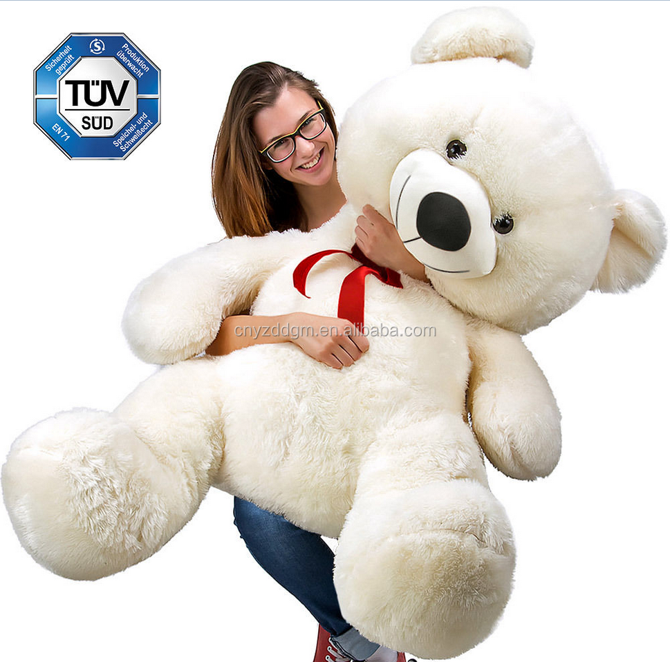 sale to Germany,poland,Netherlands 80cm/120cm140cm/160cm 200cm/big size teddy bear toy/bear toys skin