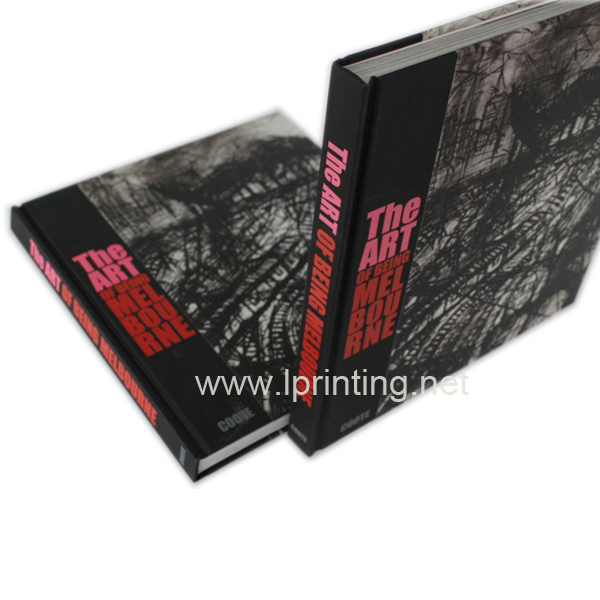 High Quality Cheap Hardcover Photo Book Printing