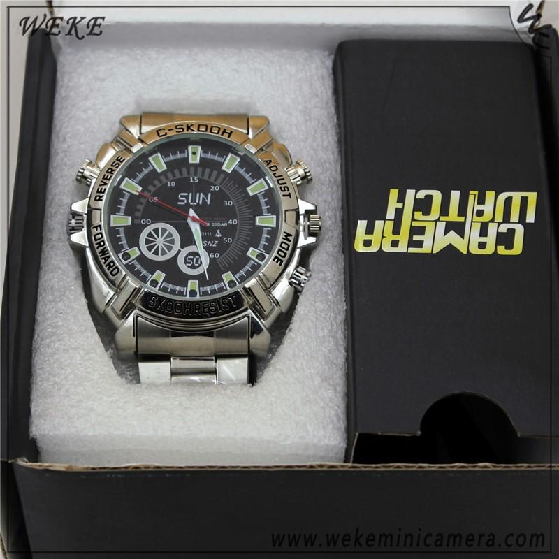 Full Hd 1080p Video Ir Night Vision Spy Watch,Wrist Spy Camera ...