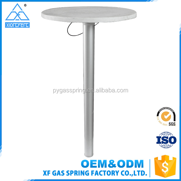 Guangzhou factory custom aluminum height adjustable lifting column for standing desk