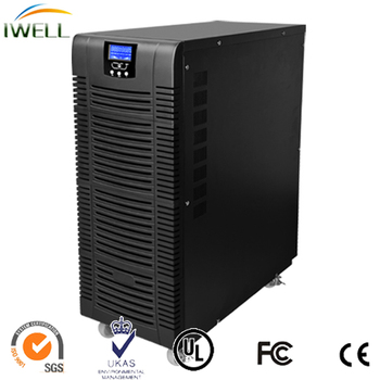 Online High Frequency UPS double conversion smart power 6kva ups CE6K