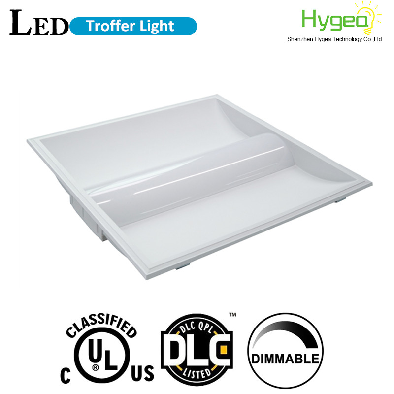 High light efficiency SMD2835 recessed led troffer light 2x2 troffer