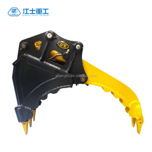 HYUNDAI 130 Excavator Hydraulic Thumb Grapple Brush Clamp