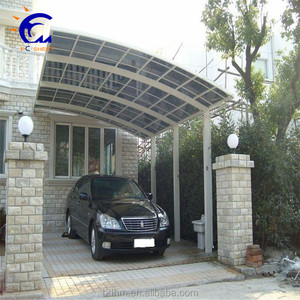 outdoor car parking shelter Folding carport