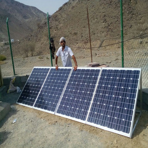 solar generating power system 500w 1000w for home electricity