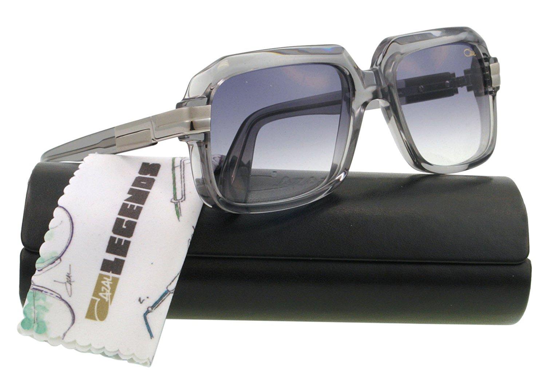 b1bd678444 Get Quotations · NEW Cazal Sunglasses CZ 607 Grey 5 CZ607 56mm