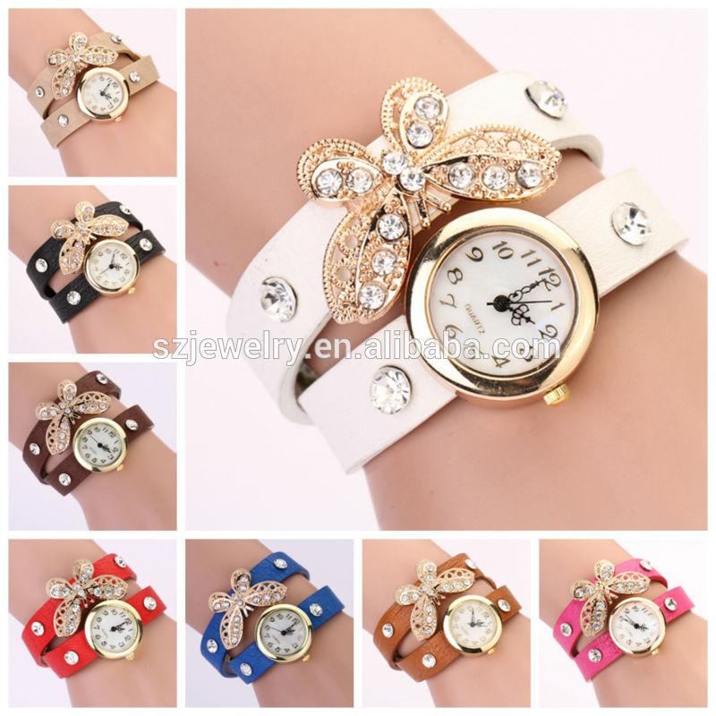 Modelo mariposa venta de buen precio reloj de mano para - Comprar mecanismo reloj pared ...