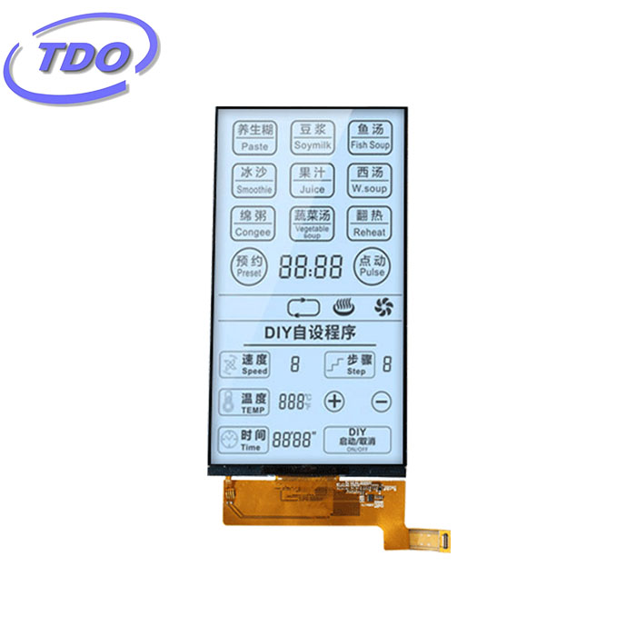 tft lcd touch screen e-ink module 7inch 720x1280 tft lcd control board