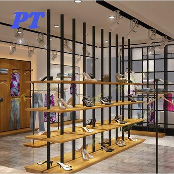 Moda Negozio Di Scarpe On line Espositori Design In Cina Buy Negozio Di Calzature Online,Negozio Di Scarpe Display Racks,Design Store Di Scarpe