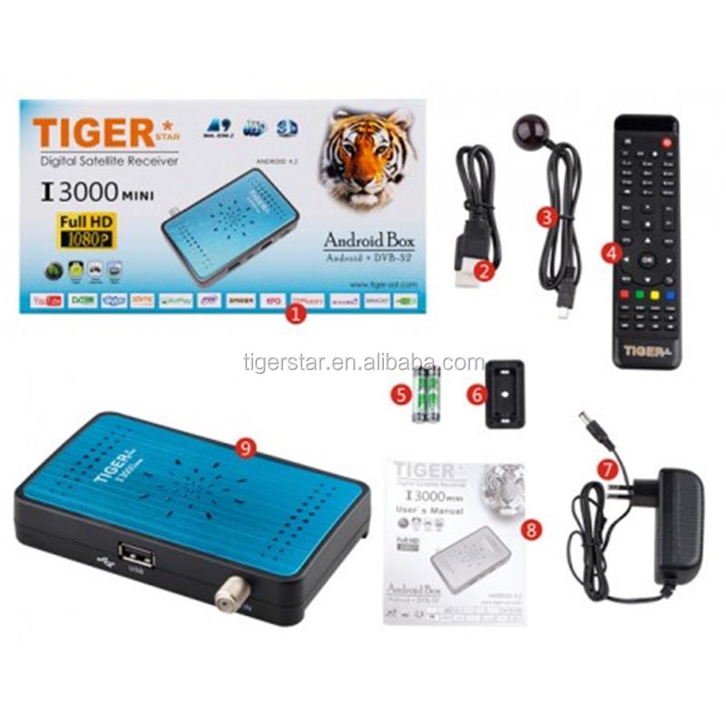Tiger tv box