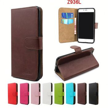 new product 26064 20c44 For Zte Lever 2 Z936l Book Style Magnetic Leather Case For Zte Z936l Phone  Bag Case With Stand Card Holder - Buy For Zte Z936l Phone Bag Case,Leather  ...