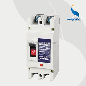 Saip/Saipwell Super Quality Moulded-Case single pole mini circuit breaker mcb/ MCCB (SPM1Z-100L/2300)
