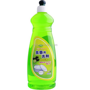 600ml Heavy duty remover properties dishwashing liquid