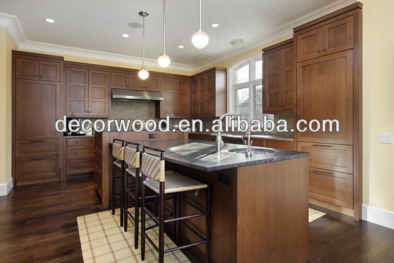 Classic Shaker Door Mocha Kitchen Cabinetry Furniture