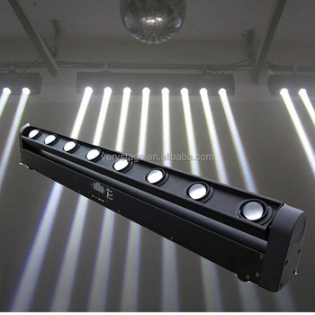 8 Head 8x10w White Color Beam 80w Factory Price Cheap Stage Light Beam Bar  Led Moving Head Light - Buy High Quality 8x10w Moving Head,8head Moving