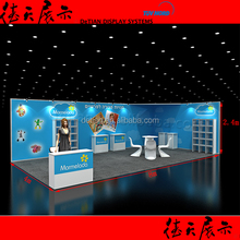 2016 Trade Show Booth from Shanghai Factory
