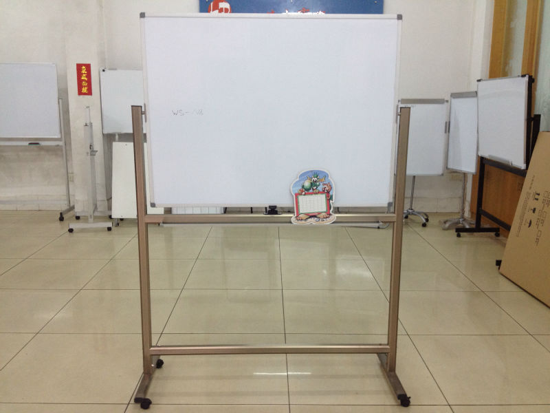 Movable Aluminium Whiteboard Stand/writing Board For Office