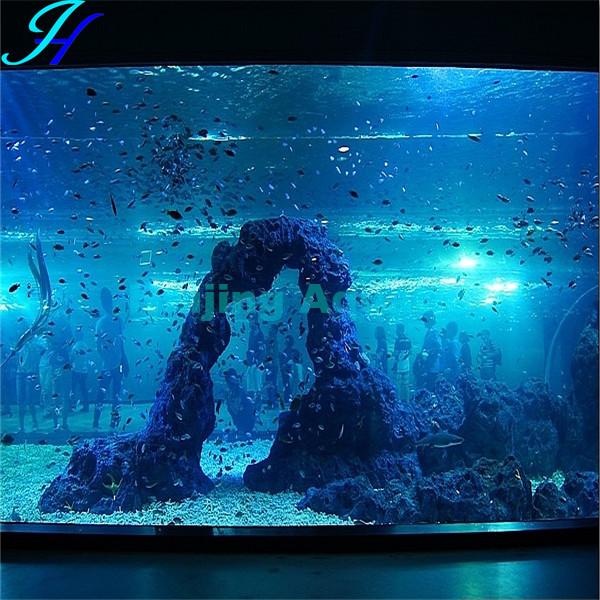 Haijing acrylique pour aquarium filtre d 39 ponge r servoirs for Produit pour aquarium