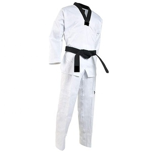 Factory Price High-End Custom Taekwondo Uniform