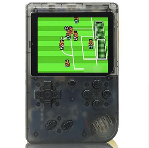 Support 8 bit built-in 168 games handheld video retro game console