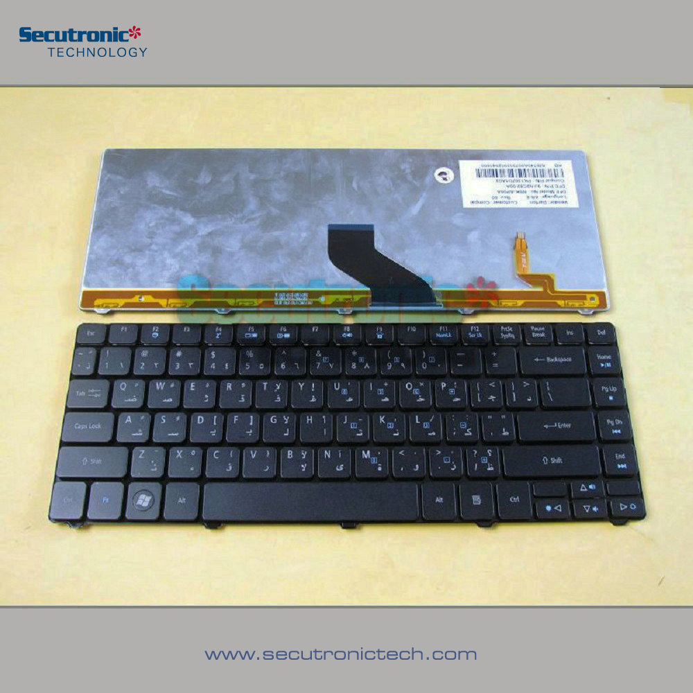 China Product keyboard Laptop Backlit Keyboard for Acer Aspire 3810 3810T 4810 4810T 4935 5935