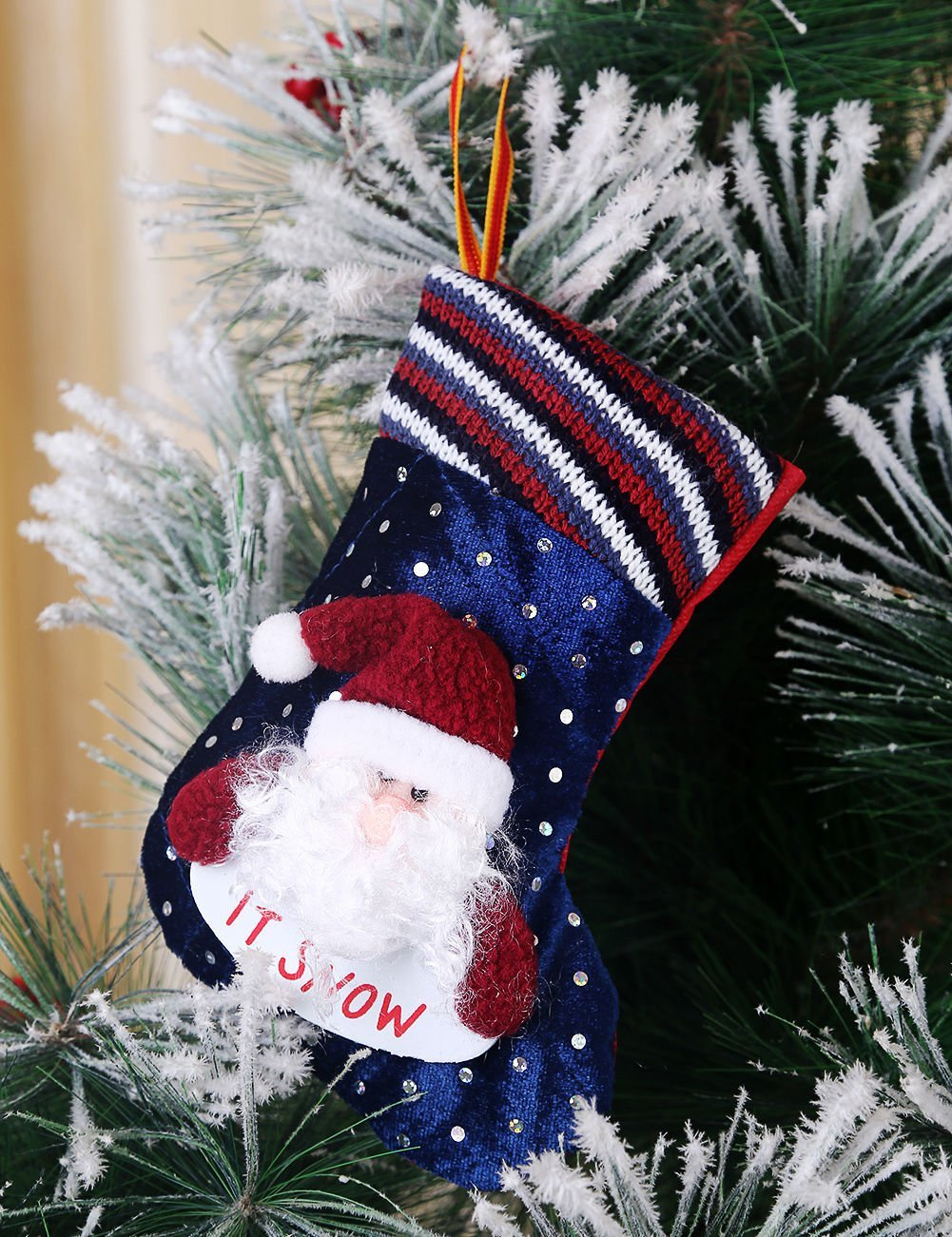get quotations christmas trees indoor hanging stockings decorating christmaschristmas decorations outdoor snowman santa claus deer bears