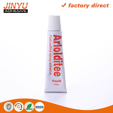 Strong Adhesive Araldite Standard plastic price of 5 minutes adhesive glue with