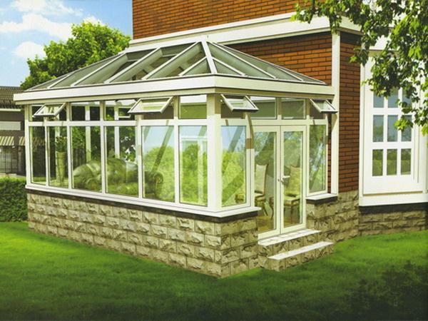 Prefabricated sunroom prefabricated glass sunroom for Modular sunrooms