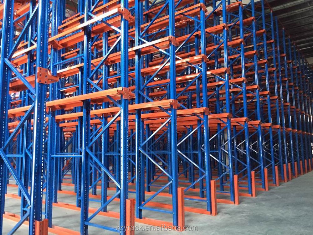 Warehouse Drive In Racking Systems Storage Rack Logical