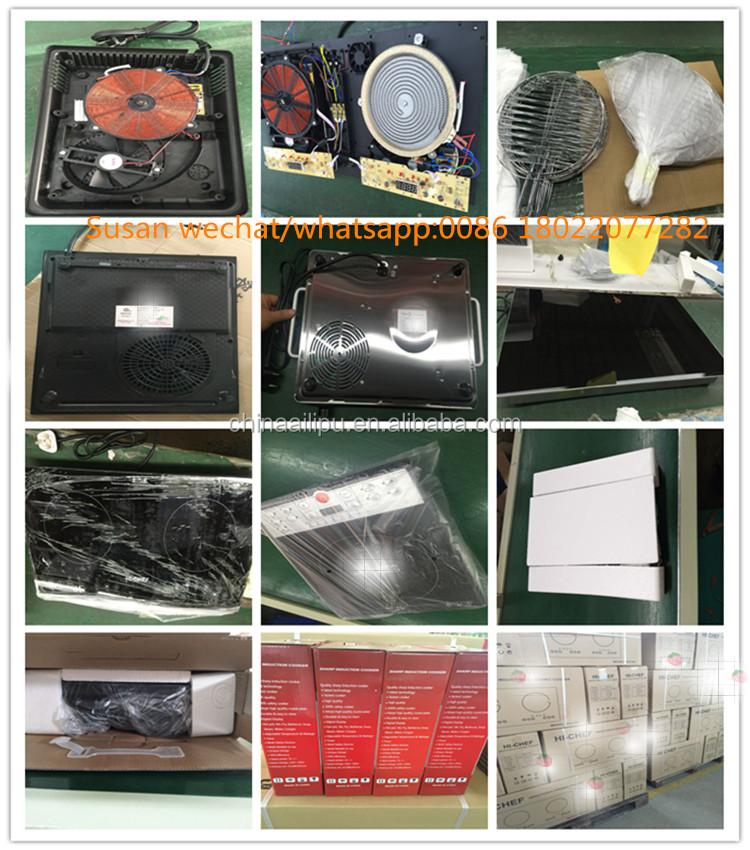 태국 및 베트남 핫 잘 팔리는 주방 appliance 휴대용 무 전극 밥 솥 220 v/유도 밥 솥/