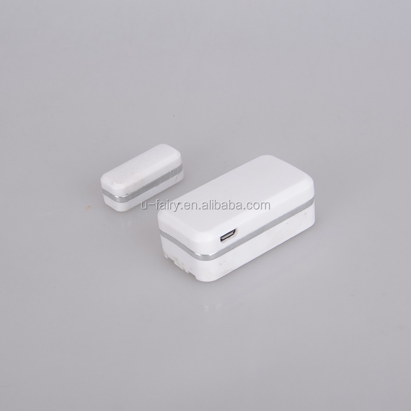 Z-Wave alarm door sensor for zwave smart home automation and security system with low energy comsuming