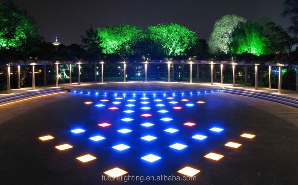 Home Solar 2 White Led Outdoor Garden Pathway Deck Paver