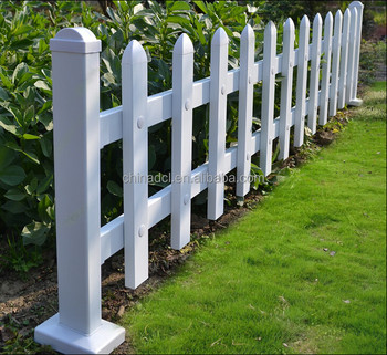 Pvc Plastic Small White Fence Fence Buy White Plastic
