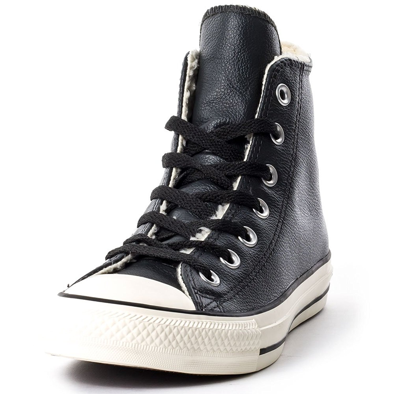 a80b967866bb8d Converse Men s Chuck Taylor All Star High Shearling Shoes