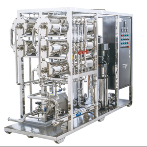Drinking Mineral Water Reverse Osmosis UF Treatment Plant
