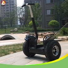 off road self balancing two wheeler Samsung battery electric scooter chariot 2000w electric golf scooter