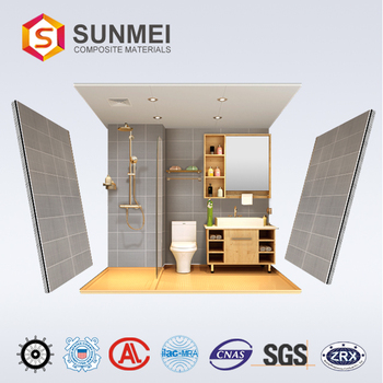 . Prefabricated Bathroom Prefab Modular Bathroom Shower Pod With Toilets For  Mobile House   Buy Bathroom Pod Prefab Bathroom Modular Bathroom Product on