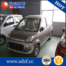 Competitive price 4 door beauty battery electric car