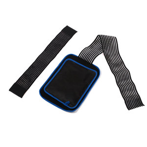 Reusable Large Pain Relief Cooling Ice Pack Belt with Wrap